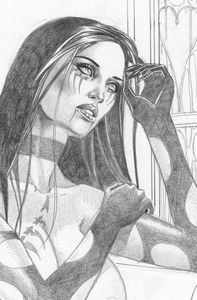 [Tarot Witch Of The Black Rose #108 (Deluxe Litho Edition) (Product Image)]