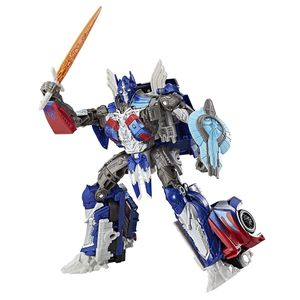 [Transformers: The Last Knight: Voyager Wave 1 Action Figure: Optimus Prime (Product Image)]