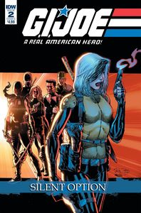 [Gi Joe: A Real American Hero: Silent Option #2 (Cover A - Di) (Product Image)]