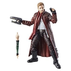 [Guardians Of The Galaxy: Vol 2.: Marvel Legends: Action Figure: Wave 2: Star-Lord In Long Coat (Product Image)]