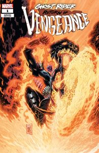 [Ghost Rider: Return Of Vengeance #1 (Tan Variant) (Product Image)]