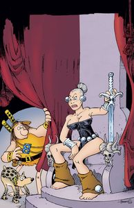 [Groo: Friends & Foes #7 (Product Image)]