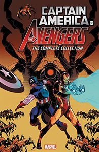 [Captain America & The Avengers: Complete Collection (Product Image)]