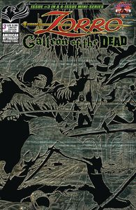 [Zorro: Galleon Of The Dead #3 (Cover B Pulp Limited Edition) (Product Image)]