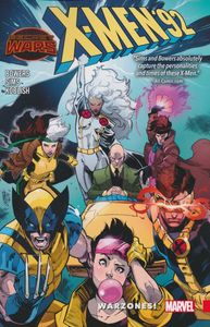 [X-Men '92: Volume 0: Warzones (Product Image)]