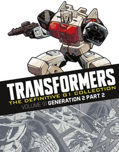 [Transformers Definitive G1 Collection: Volume 94: Generation 2: Part 2 (Product Image)]