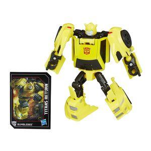 [Transformers: Generations: Action Figure: Titans Return: Legends Bumblebee (Product Image)]