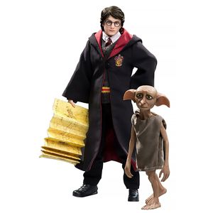 [Harry Potter: Real Masters Series Action Figure: Harry & Dobby (Product Image)]