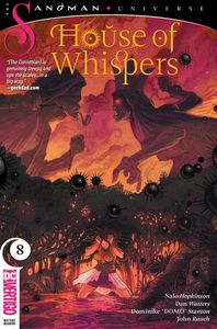 [House Of Whispers #8 (Product Image)]