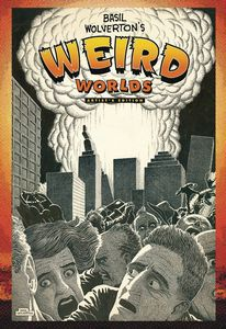 [Basil Wolverton: Weird Worlds (Hardcover Artists Edition) (Product Image)]