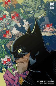 [Batman: Reptilian #1 (Cully Hamner Cardstock Variant) (Product Image)]
