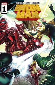 [Iron Man #1 (Product Image)]