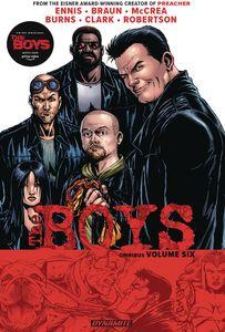 [The Boys: Omnibus: Volume 6 (Product Image)]
