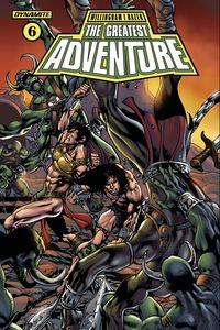 [Greatest Adventure #6 (Cover C Castro) (Product Image)]