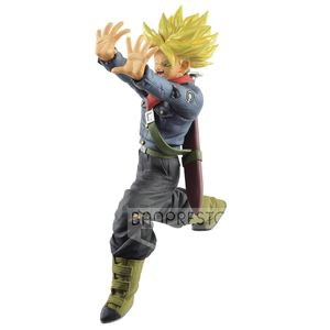 [Dragon Ball Super: Galick Gun Statue: Super Saiyan Trunks Future (Product Image)]