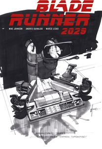 [Blade Runner: 2029 #7 (Cover B Mead) (Product Image)]