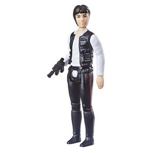 [Star Wars: A New Hope: Retro Collection Action Figure: Han Solo (Product Image)]