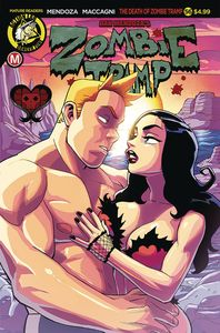 [Zombie Tramp: Ongoing #56 (Cover A Winston Young) (Product Image)]