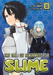 [That Time I Got Reincarnated As A Slime: Volume 12 (Product Image)]