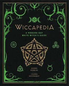 [Wiccapedia: A Modern-Day White Witch Guide (Product Image)]