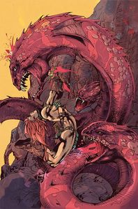 [Red Sonja #22 (Castro Virgin Variant) (Product Image)]
