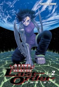[Battle Angel Alita: Last Order: Omnibus: Volume 2 (Product Image)]