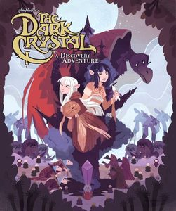 [Jim Henson's The Dark Crystal: A Discovery Adventure (Hardcover) (Product Image)]