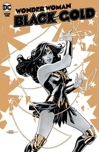 [Wonder Woman: Black & Gold #2 (Product Image)]