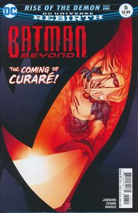 [Batman Beyond #6 (Product Image)]