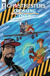 [Ghostbusters: Crossing Over #2 (Cover A Schoening) (Product Image)]