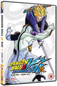[Dragon Ball Z: Kai: Season 3 (Product Image)]