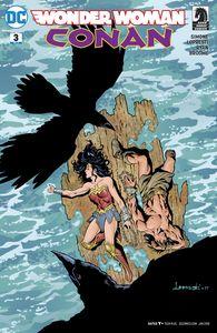 [Wonder Woman/Conan #3 (Variant Edition) (Product Image)]