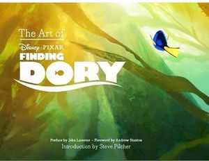 [The Art Of Finding Dory (Hardcover) (Product Image)]