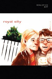 [Royal City #10 (Cover B 90s Album Homage Variant) (Product Image)]