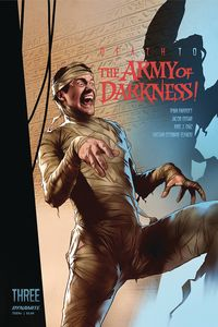[Death To The Army Of Darkness #3 (Cover A Oliver) (Product Image)]