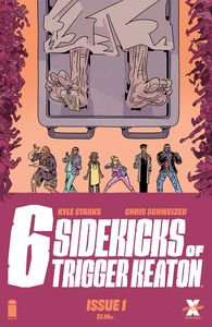 [Six Sidekicks Of Trigger Keaton #1 (Cover A Schweizer) (Product Image)]