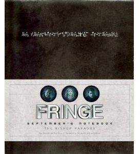 [Fringe: September's Notebook (Hardcover) (Product Image)]