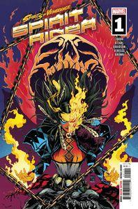 [Spirits Of Vengeance: Spirit Rider #1 (Product Image)]