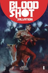 [Bloodshot: Salvation #8 (Cover B Guedes) (Product Image)]