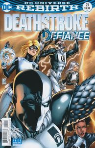 [Deathstroke #21 (Variant Edition) (Product Image)]