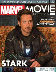 [Marvel Movie Figure Collection #137: Tony Stark Tracksuit (Product Image)]