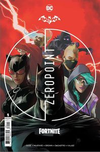 [Batman/Fortnite: Zero Point #1 (Mikel Janin) (Product Image)]