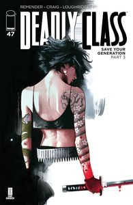 [Deadly Class #47 (Cover B Dekal) (Product Image)]