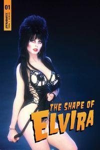 [Elvira: The Shape Of Elvira #1 (Cover E Photo) (Product Image)]