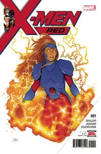 [X-Men: Red #1 (Legacy) (Product Image)]