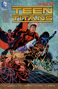 [Teen Titans: Volume 2: The Culling (Product Image)]
