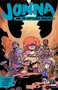 [Jonna & The Unpossible Monsters #4 (Cover A Samnee) (Product Image)]