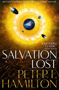 [The Salvation Sequence: Book 2: Salvation Lost (Signed Edition) (Product Image)]