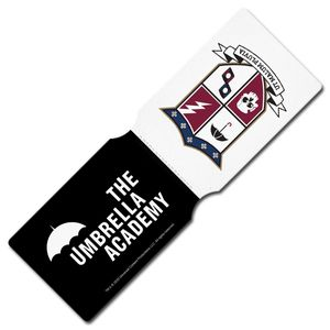 [The Umbrella Academy: Travel Pass Holder: School Crest (Product Image)]