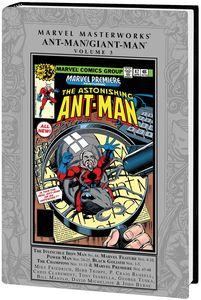 [Marvel Masterworks: Ant-Man/Giant-Man: Volume 3 (Hardcover) (Product Image)]